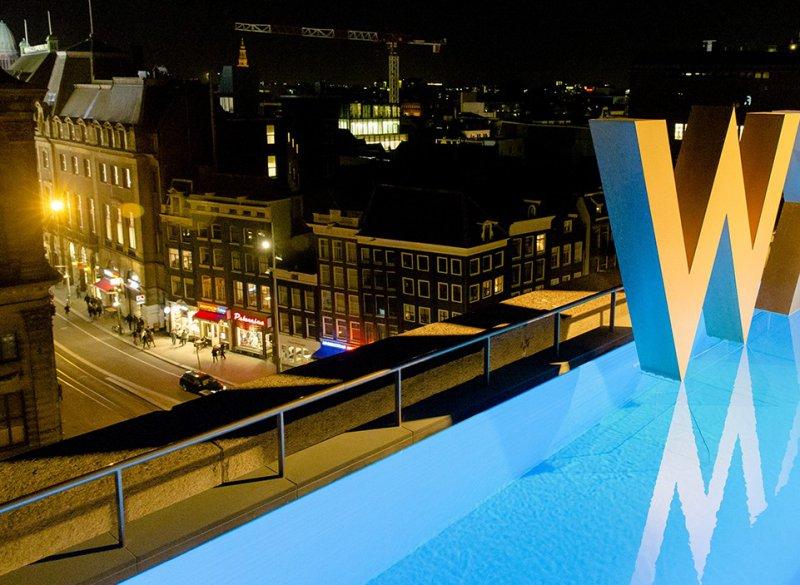 Hotspot w hotel mr porter bydanie for Mr porter w hotel amsterdam