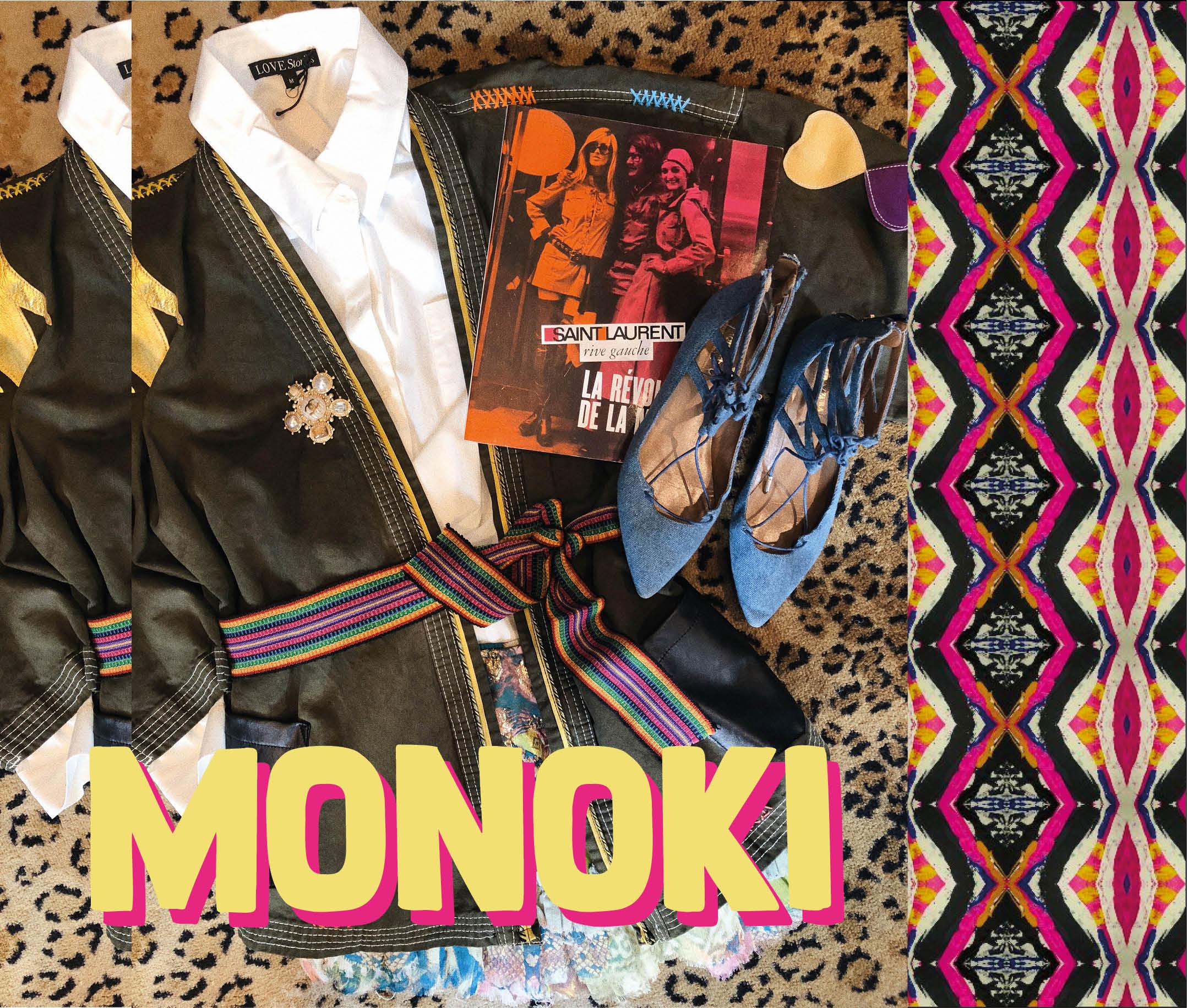 Monoki LA omslag